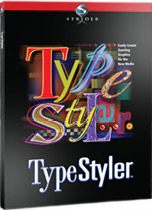 TypeStyler product box